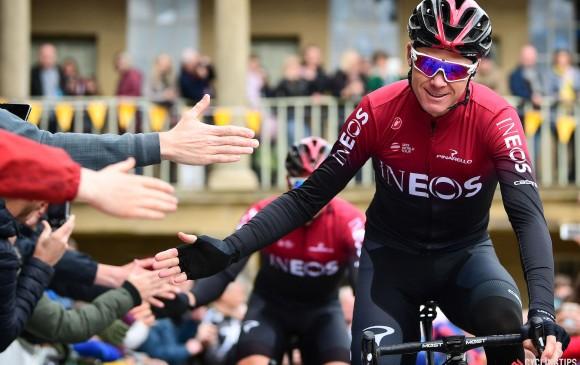 Froome uno de los ciclistas más millonarios