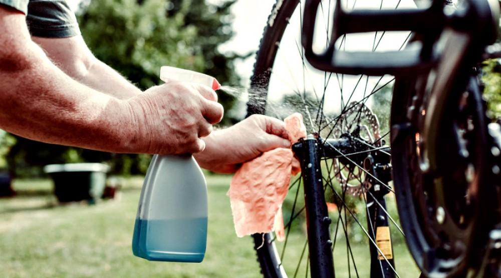 Cuida tu bicicleta del covid-19