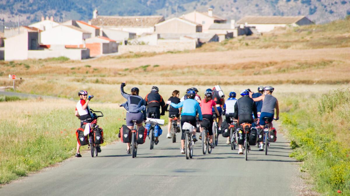 Viaje en bicicleta con EuroVelo