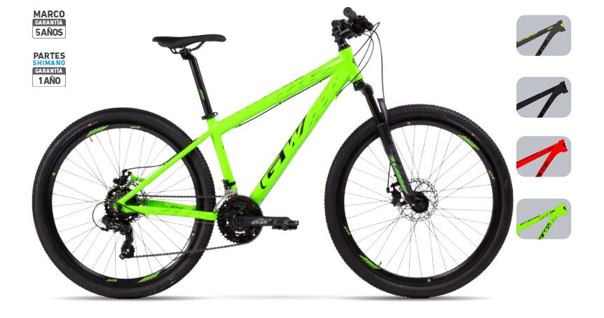 HYENA, una bicicleta de GW