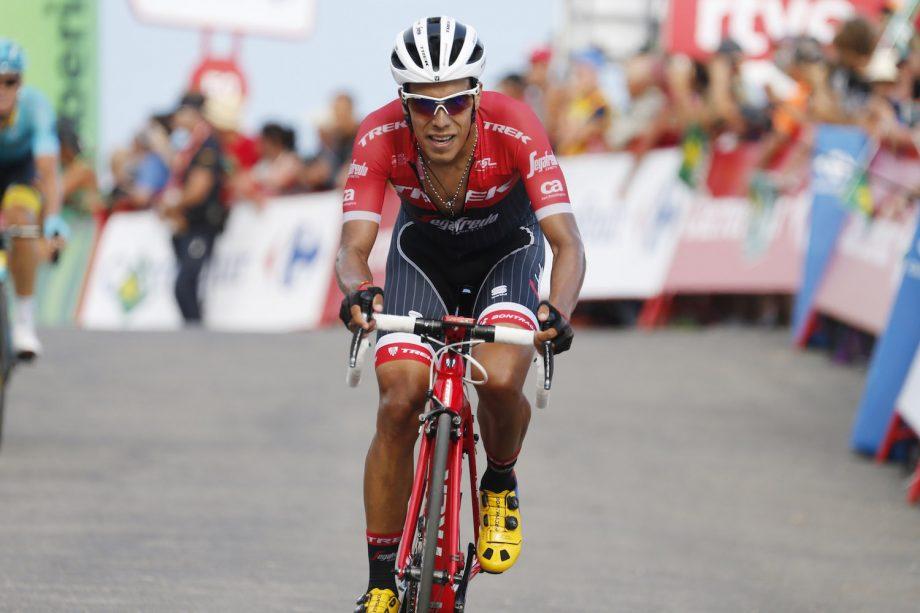 Dopaje de Jarlinson Pantano ratificado por la UCI