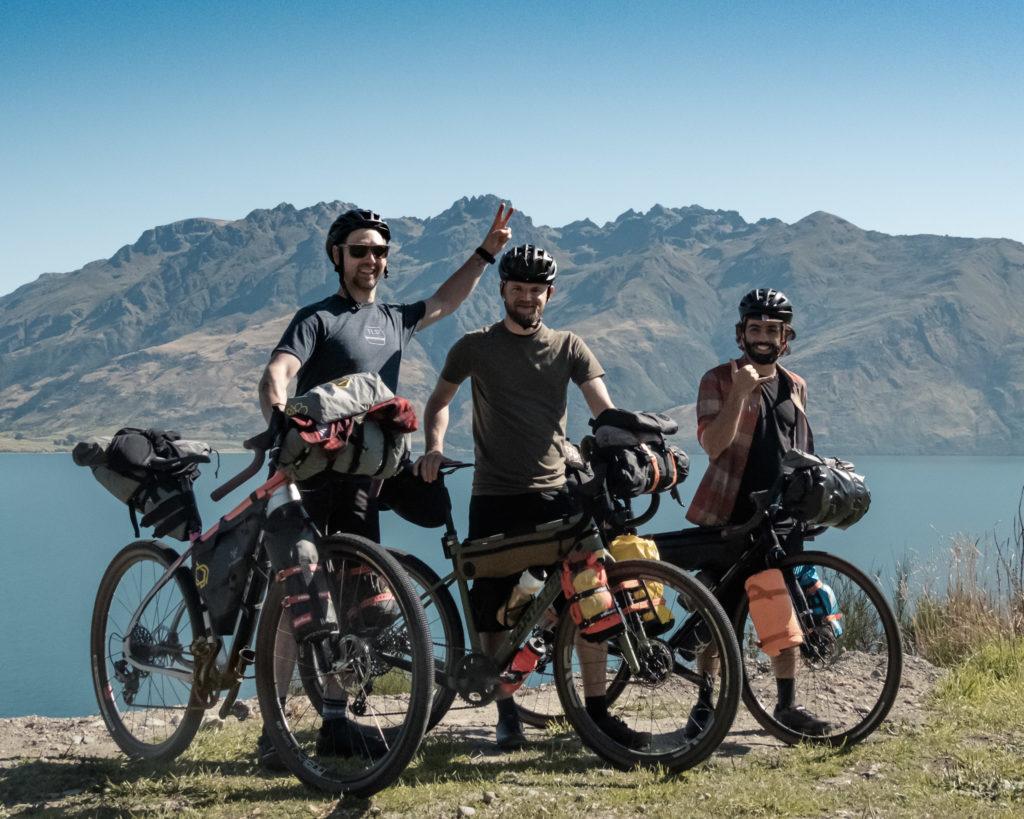 Usa la bicicleta de gravel para tus aventuras