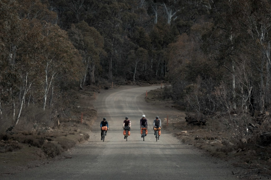 Fotografías de aventuras en bicicleta