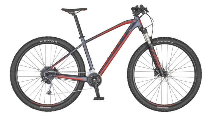 Bicicleta 940 Scott Aspec