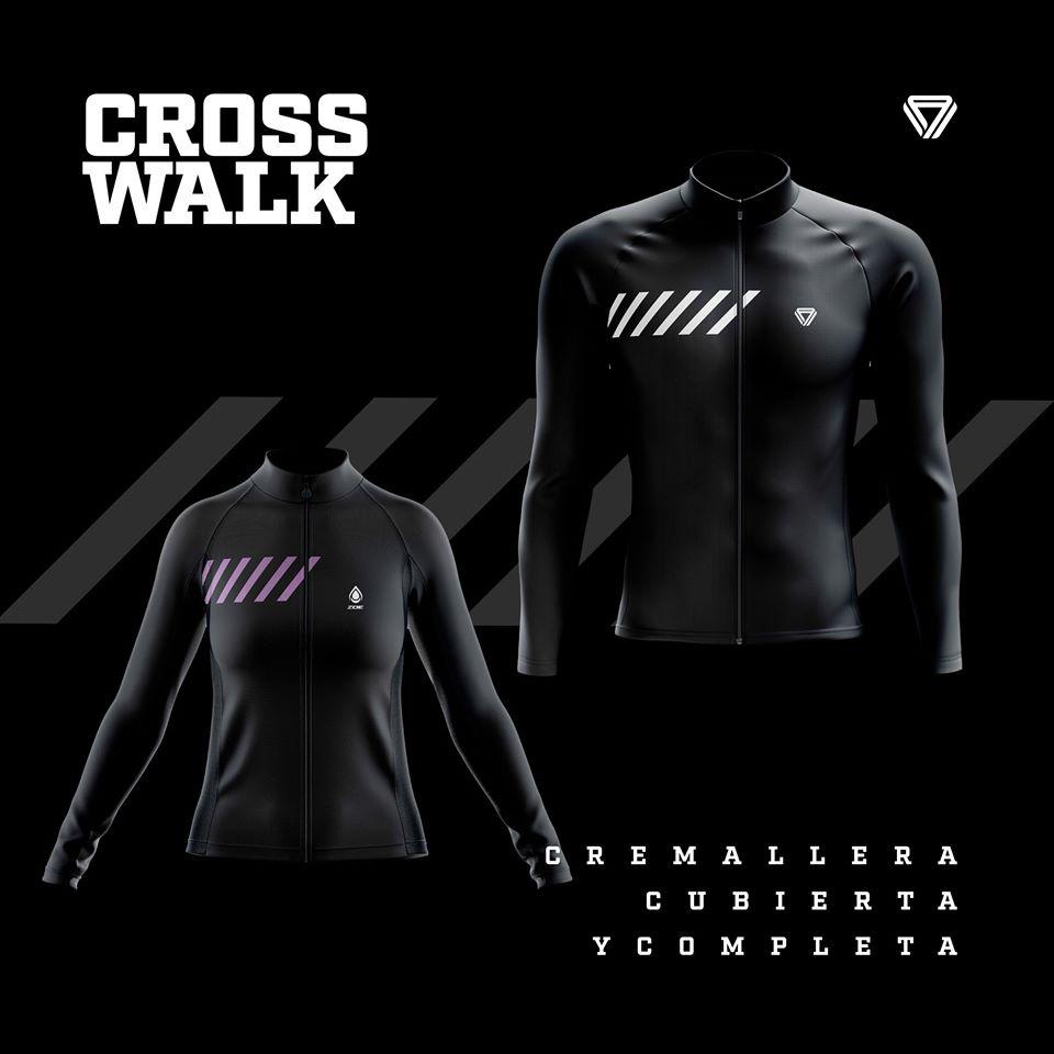 Volvamos a lo básico, versión Cross Walk