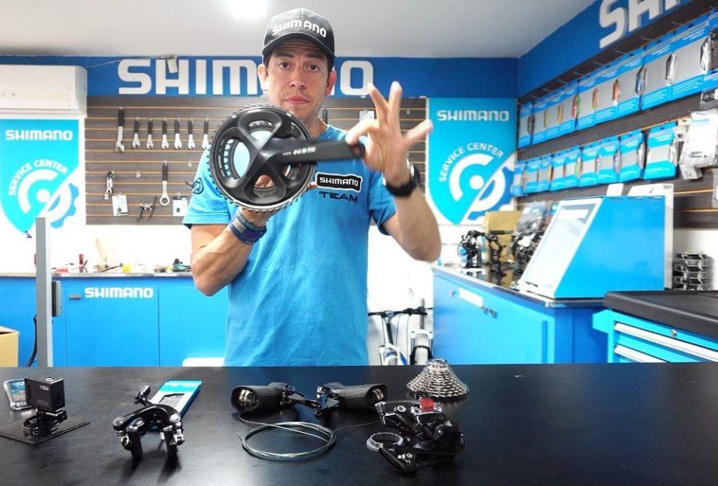 Daniel Álvarez nos enseña mantenimiento sobre bicicletas