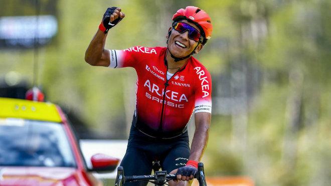 Los ciclistas colombianos que competirán en Europa