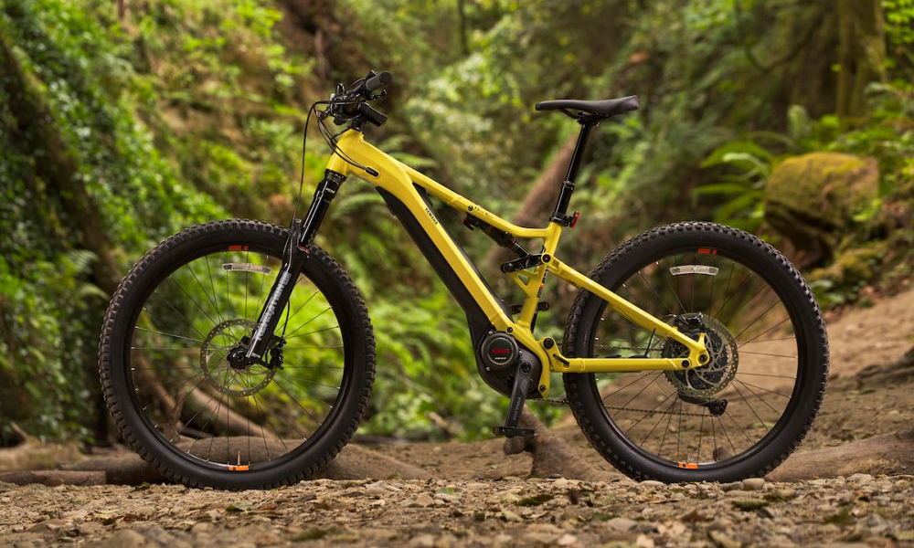 Bicicleta eléctrica YDX Moro