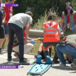 Accidente de Gijs Leemreize