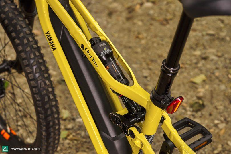 Yamaha YDX Moro, una eMTB de doble suspensión