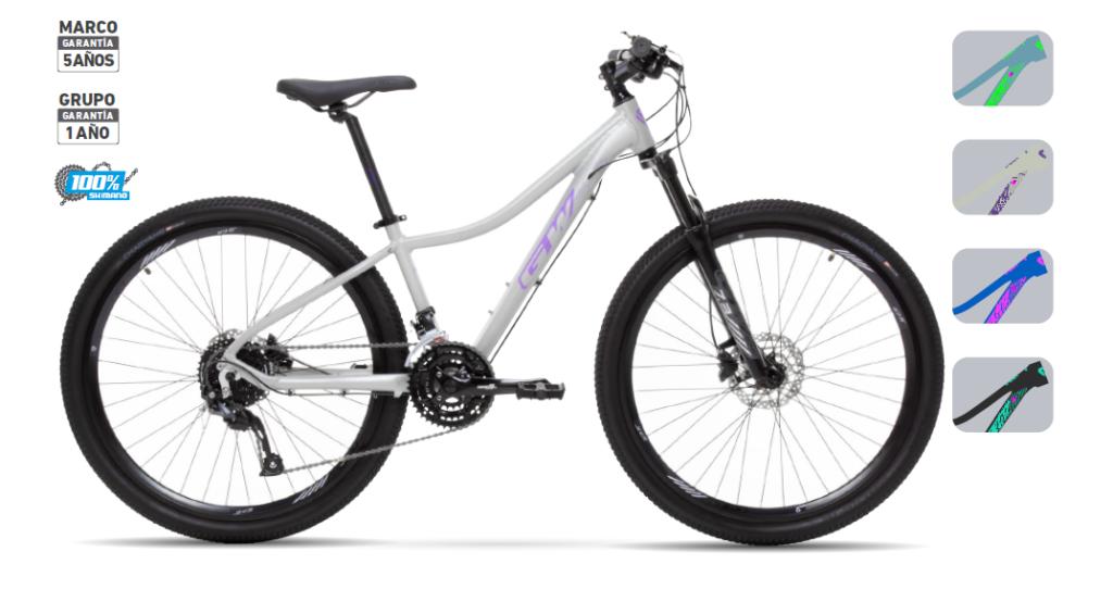 Bicicleta de mujer GW Deer