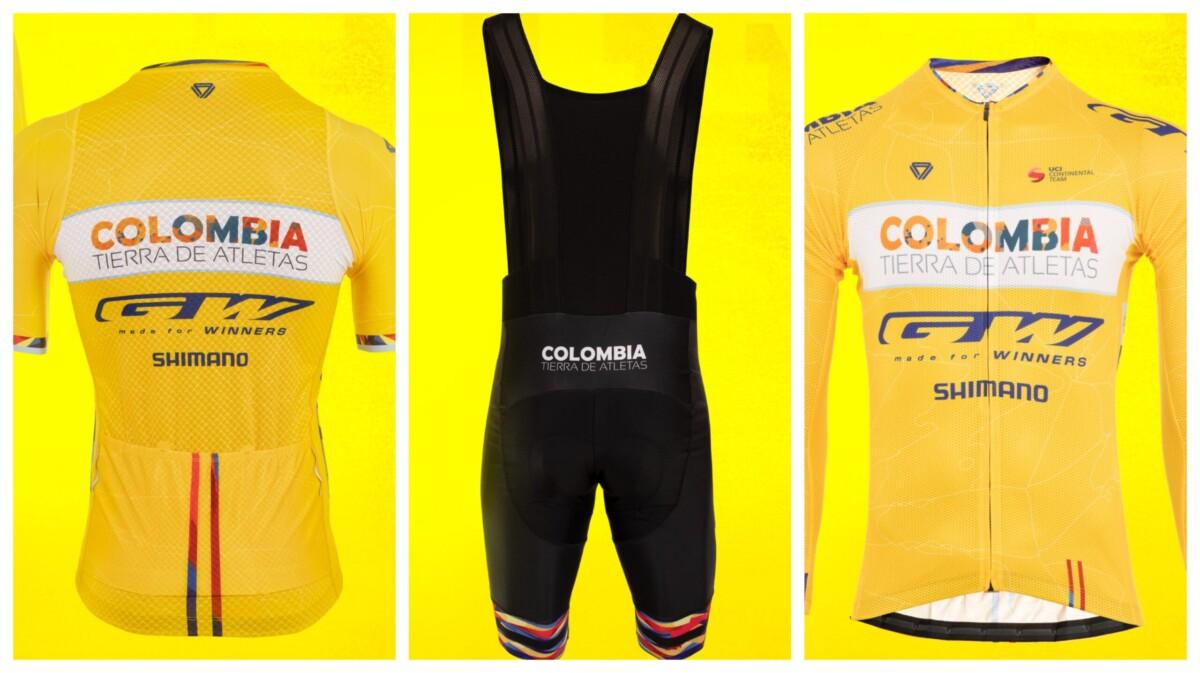 Colombia Tierra de Atletas-GW Bicicletas, el equipo de los colombianos