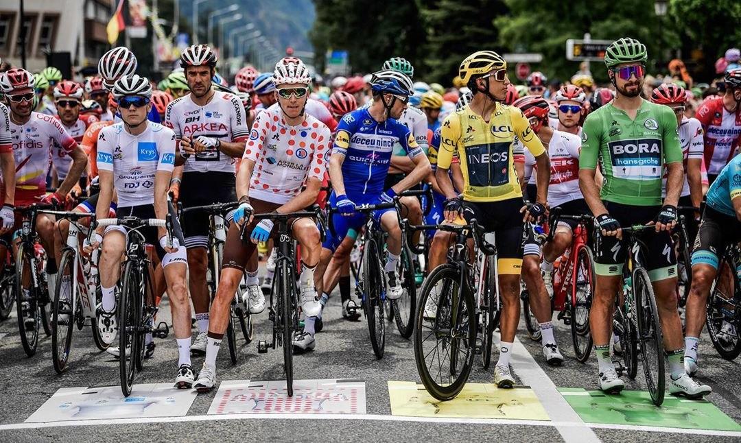 Todo sobre el Tour de France 2020: equipos, favoritos, etapas, horario y televisión