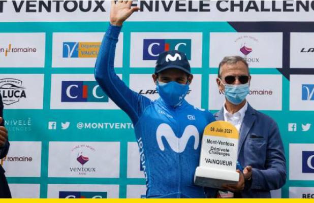 ¿Cómo es el desafío al Mont Ventoux?, la prueba que ganó este martes 'Superman' López
