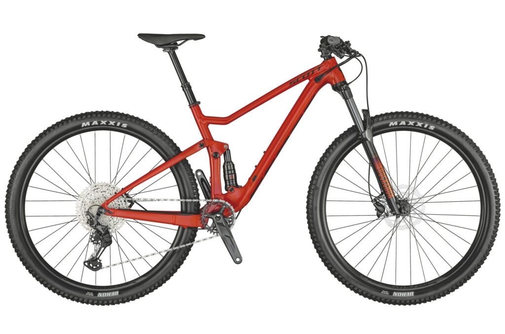 Bicicleta Sparck Scott 960