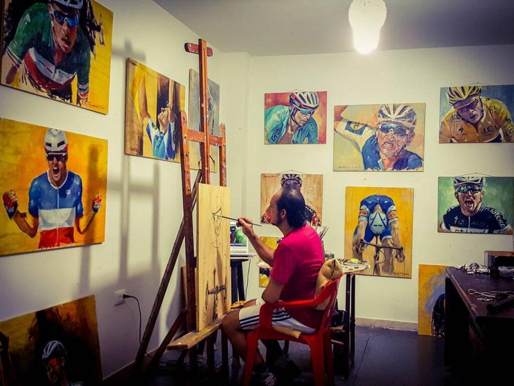 Román Prada y su excelso talento