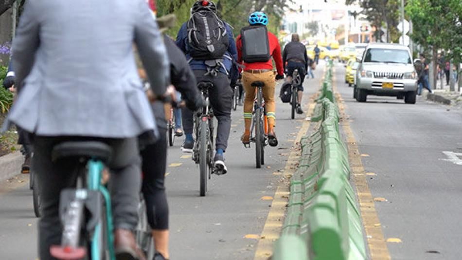 "Bogotá, ""la capital mundial de la muerte en bicicleta"": The Guardian"
