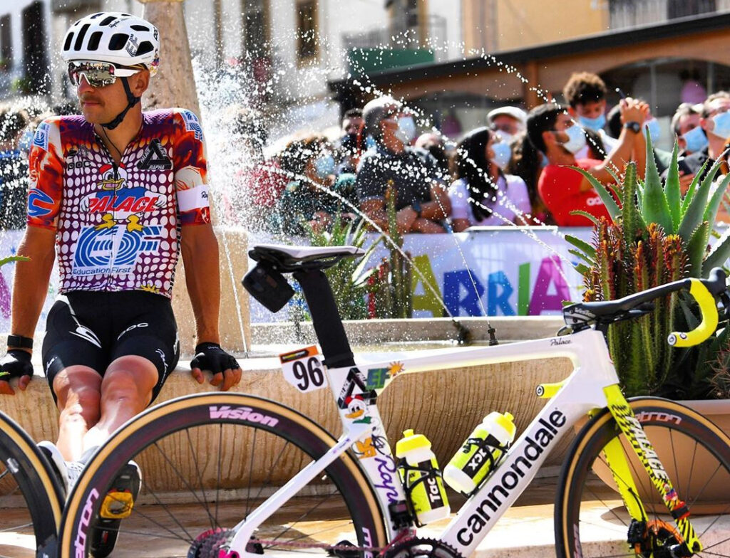 EF y el Giro de Italia