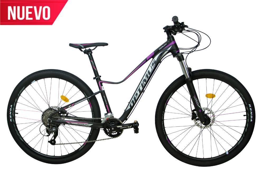 Nueva Optimus Koruna, una MTB diseñada exclusivamente para las mujeres ciclistas