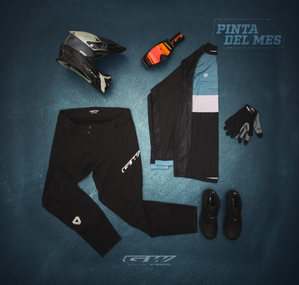 Conoce la línea de ropa GW para modalidades extremas como el Enduro, Downhill y BMX