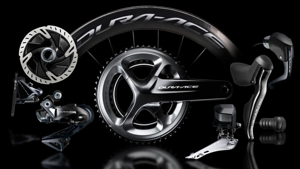 Grupo Shimano de la bicicleta del Jumbo-visma
