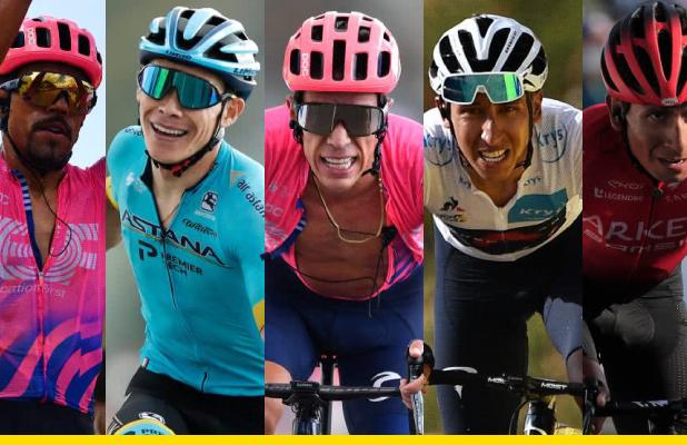 ¿Por qué a los ciclistas colombianos los apodan los 'escarabajos'?