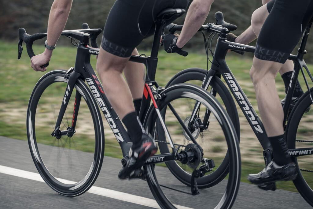 Posición correcta del pie en el pedal
