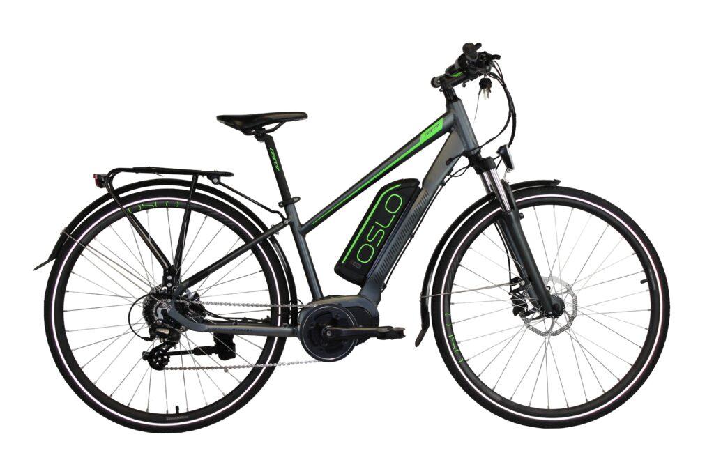 Bicicleta GW OSLO