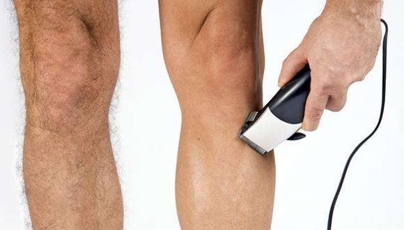 Depilación de las piernas en el ciclismo