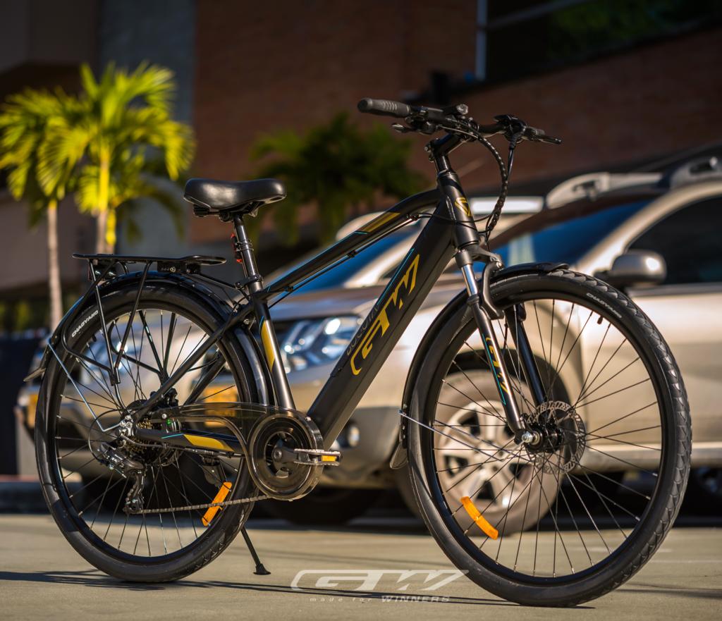 Bogotá, GW bicicleta eléctrica