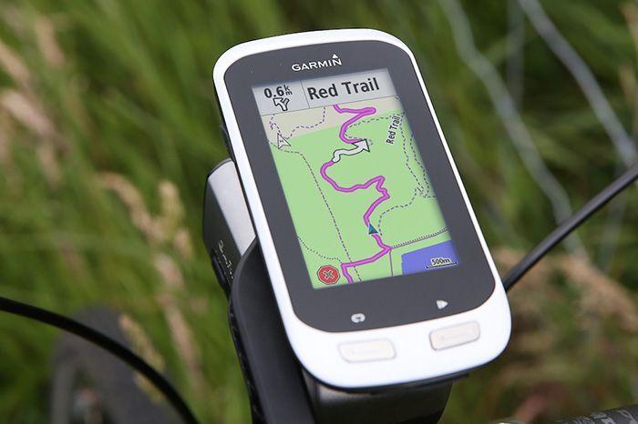 Ciclocomputador para entrenar ciclismo