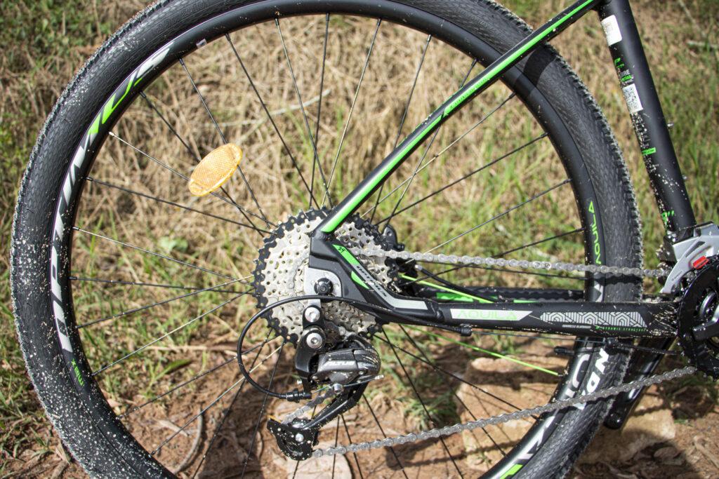 Cassette de la bicicleta