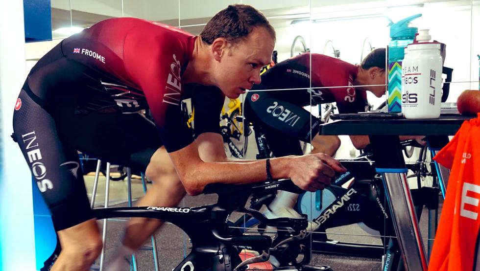 El popular test de Conconi analiza el aumento lineal de las pulsaciones para establecer cuál es el umbral anaeróbico de cada ciclista.