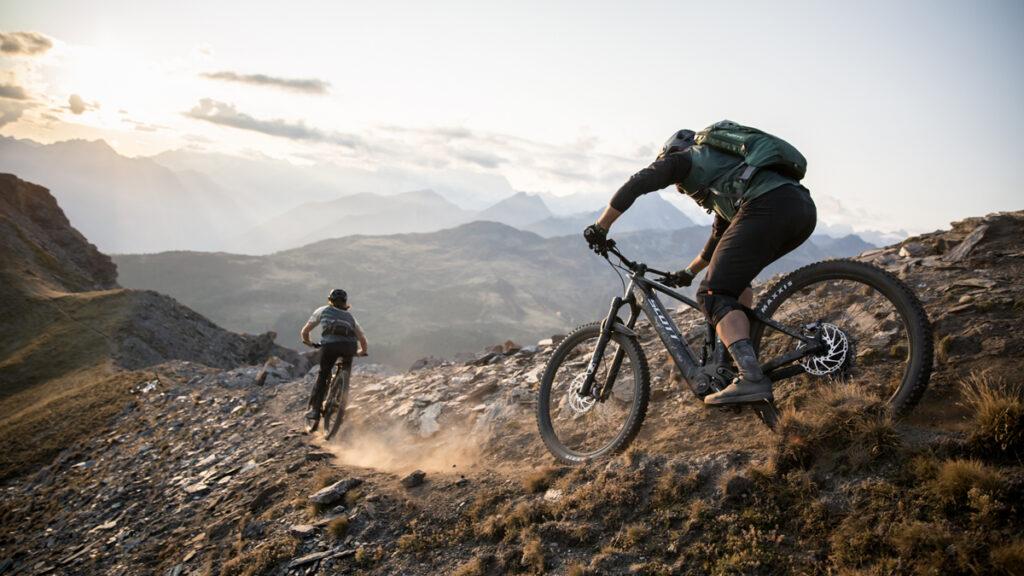 Aventuras más divertidas en las bicis SCOTT