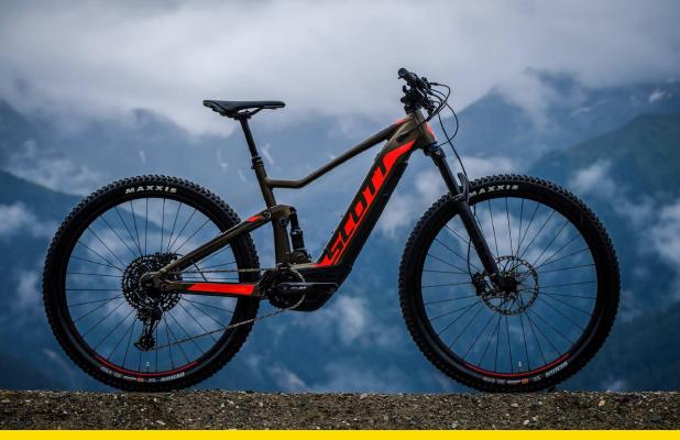 Cinco razones para decidirte por una bicicleta eléctrica de montaña (e-MTB)