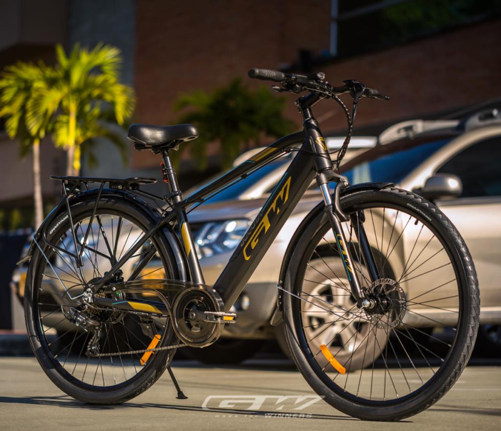 La GW BOGOTÁ es la máquina perfecta para obtener ese impulso que necesitas y desafiar todos los mitos que existen alrededor de las bicicletas eléctricas.