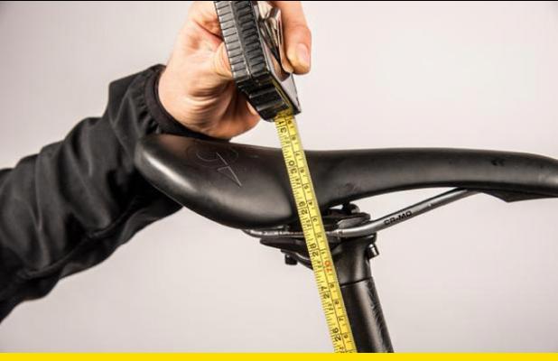 Aprende a calcular la altura del sillín sin métodos ni fórmulas matemáticas