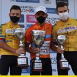 El futuro de los colombianos haciendo historia en la Vuelta a la Juventud 2021