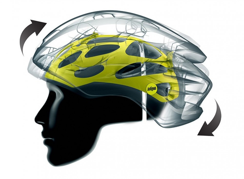 ¿Por qué deberías elegir un casco con sistema de protección MIPS?