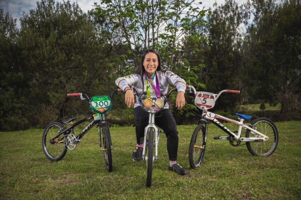 Mariana quiere conquistar su tercer oro olímpico