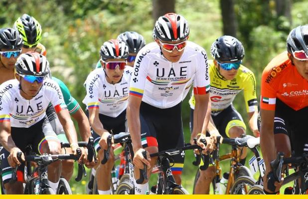 La razón por la que el UAE Team Colombia desapareció y le dijo adiós al país