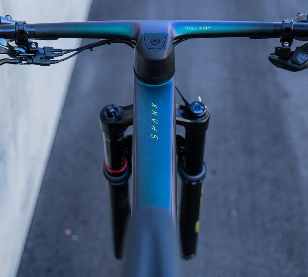 La bici de NINO SHURTER