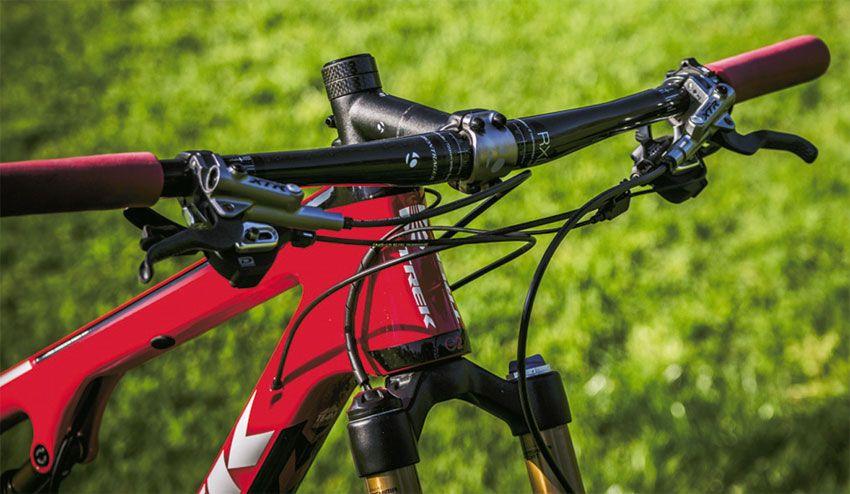 El ángulo de la potencia es una de las configuraciones más importantes de la geometría de cualquier bicicleta.
