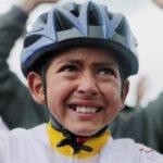Así fue el accidente de Julián Esteban, el niño que lloró cuando Egan ganó el Tour de France