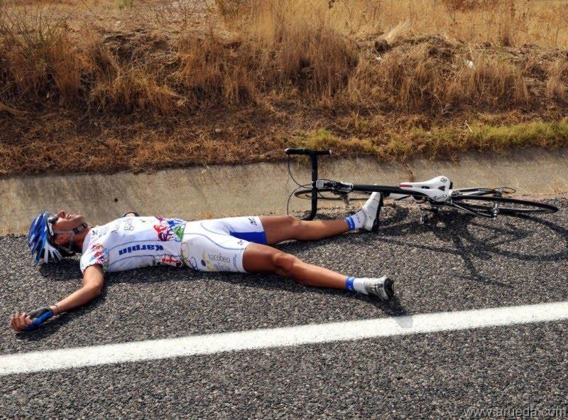 Cinco tips para recuperarte después de una sesión intensa de ciclismo
