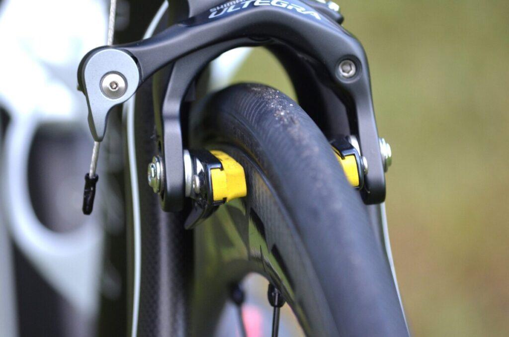 Ajuste de frenos de la bicicleta
