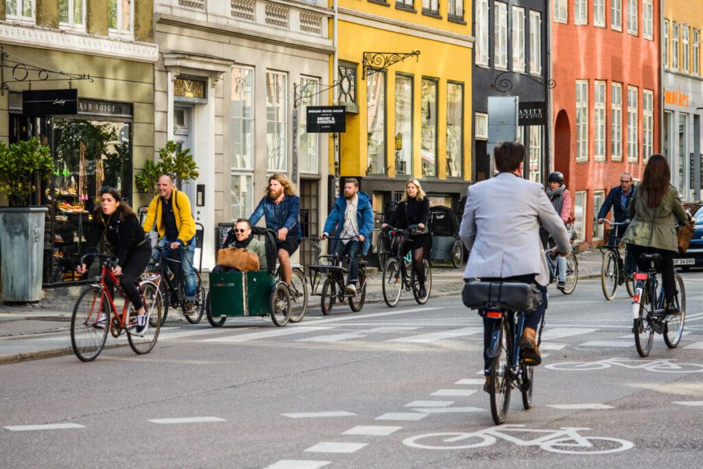 Top cinco de las ciudades del mundo en las que más se practica ciclismo