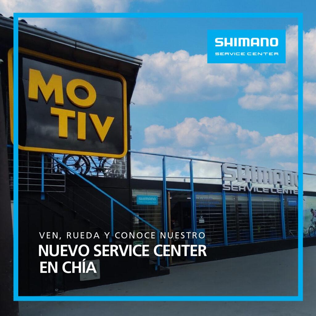 SHIMANO Service Center Chía