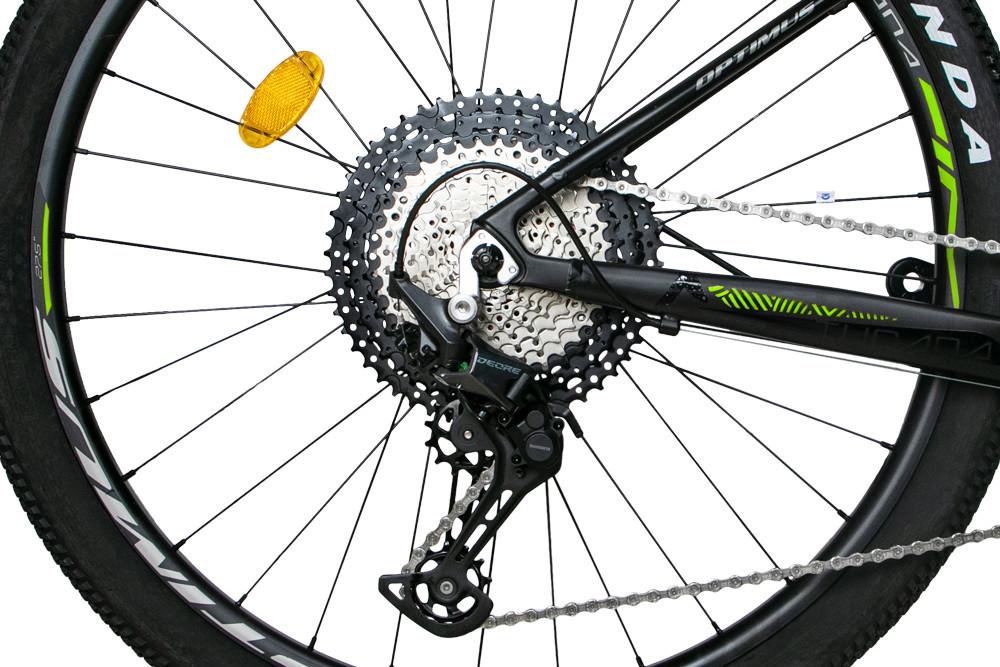 Optimus Tucana 2021, una bicicleta para los más increíbles desafíos