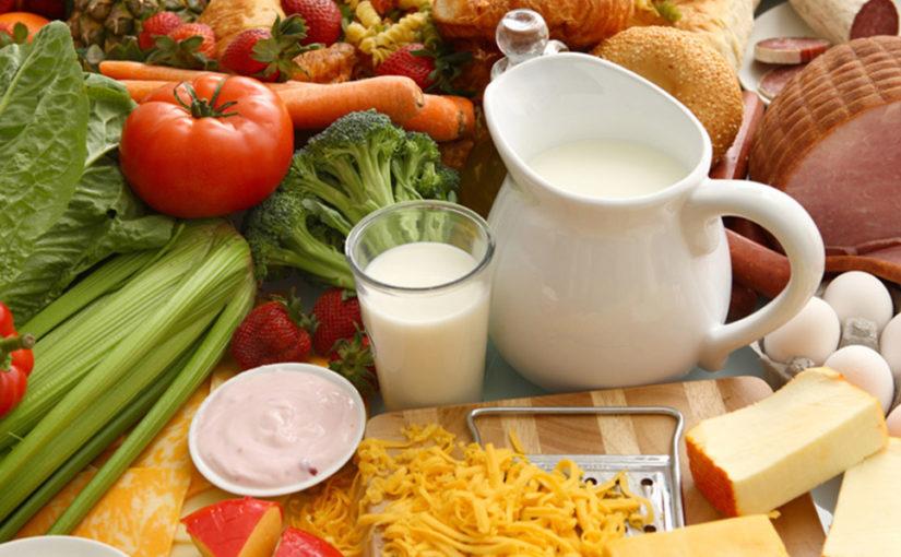 Conoce los grupos de alimentos que fortalecen tus músculos
